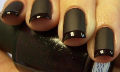 Black Matte Nail Polish – Best Brands, Where to Buy for Cheap, How to Make, French Matte Nail Color, OPI, Essie, Chanel | Nailshe