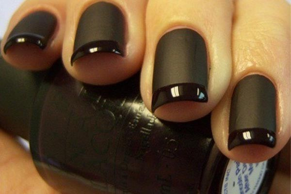 Black Matte Nail Polish – Best Brands, Where to Buy for Cheap, How ...