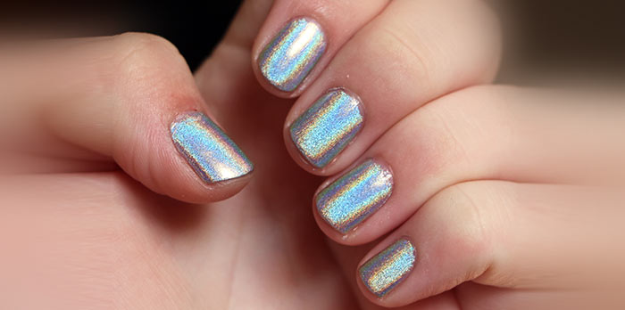 Holographic Nail Polish – Best Brands, 3D, How to Make, Black, Cheap ...