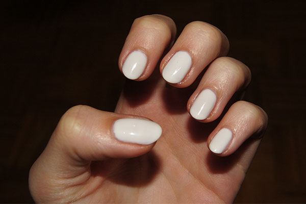 White Nail Polish Best Brands OPI Designs Trend On Dark Skin
