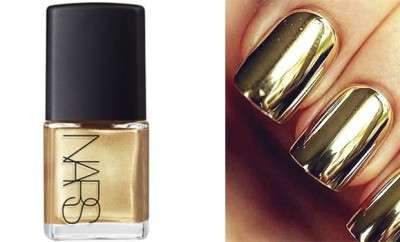Best Gold Nail Polisht Brands, Rose, Metallic, Glitter, Real Leaf , Chrome, 18k, Sparkle, Mirror, Shiny Designs, Crackle, OPI Ideas Trends