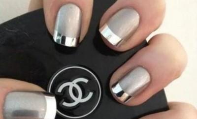 Metallic Nail Polish Best Brands Gold Silver Mirror Chrome Bronze Copper Pink Colors