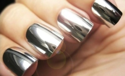Chrome nail polish-mirror, powder, gold, silver, best brands and where to but