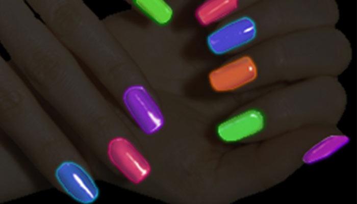 Glow In The Dark Nail Polish Nailshe