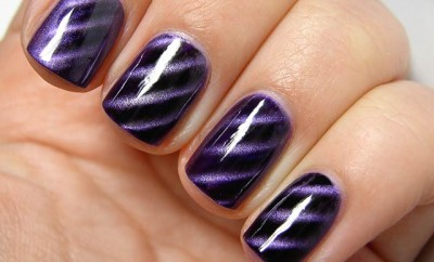 Magnetic nail polish How to Apply,Best Designs, Colors Trends and Tips,