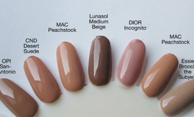 Nude Nail Polish Best Brands Colors For Your Skin Tone How To Choose