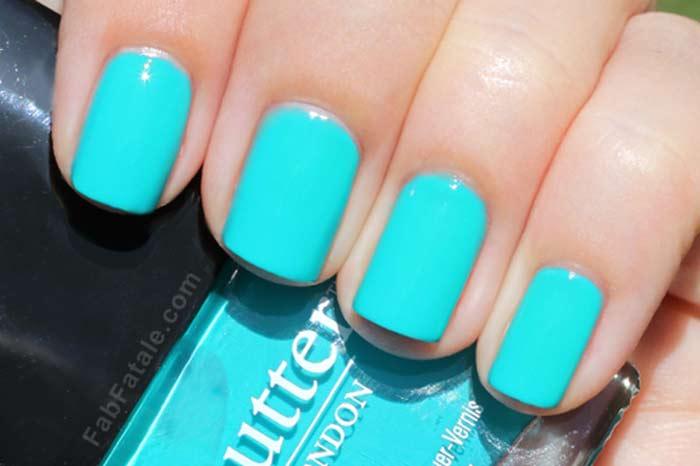 Turquoise nail polish bright light blue designs best brand turquoise nail polish ideas blue lightbright prinsesfo Images