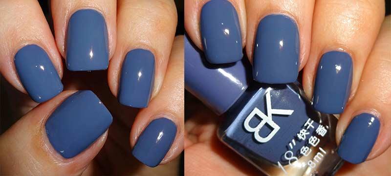 Grey Nail Polish Matte Opi Dark Light Essie Blue