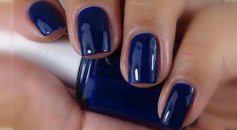 Blue Nail Polish-Tiffany, Light, Royal, Navy, Baby, Matte, Designs ...