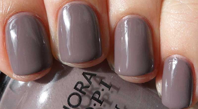 Grey Nail Polish Matte Opi Dark Light Essie Blue Gunmetal Ideas