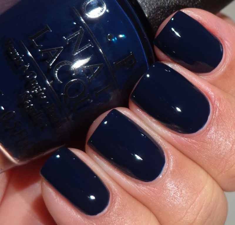 Blue Nail Polish-Tiffany, Light, Royal, Navy, Baby, Matte ...