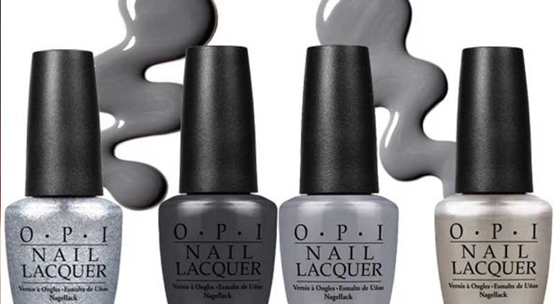 Opi Grey Nail Polish Colors