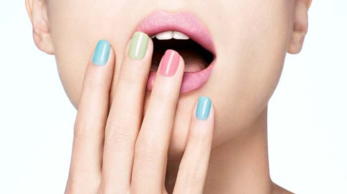 Pastel Nail Polish Shades for a Light, WinterLook pictures