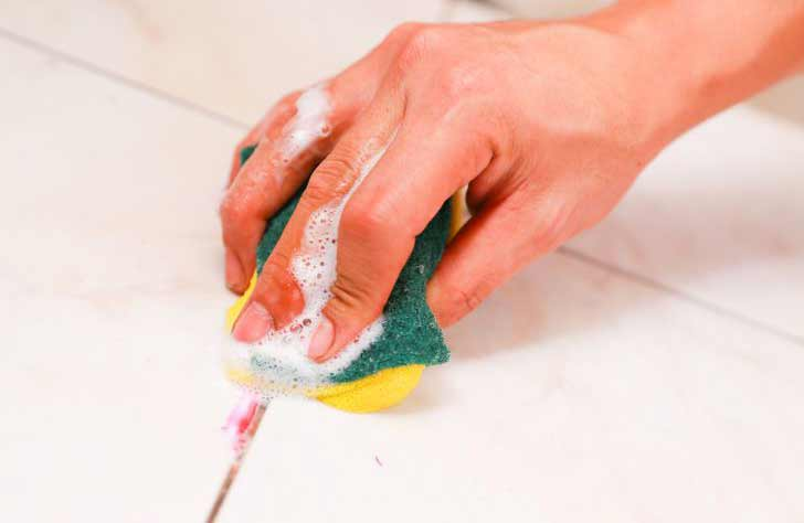 Cleaning Nail Polish Off Tile Grout Best Nail 2017