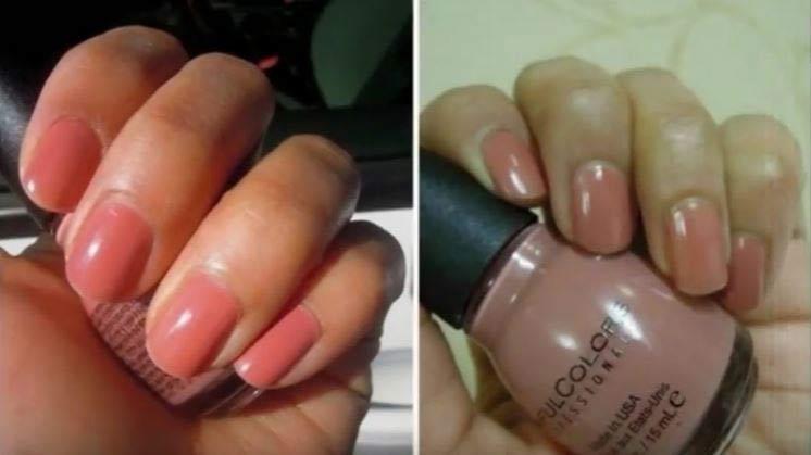 Nail Polish Colors for Brown Skin- Summer, Light Dark ...