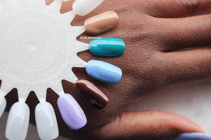 Best Nail Polish Colors For Dark Skin Tones Summer