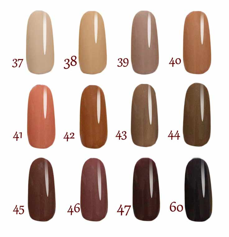 Make Your Own Nail Polish Color Online