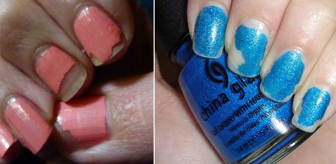 How To Keep Nail Polish From Chipping Amp Best Non Chip Polish Varnish Manicure At Home