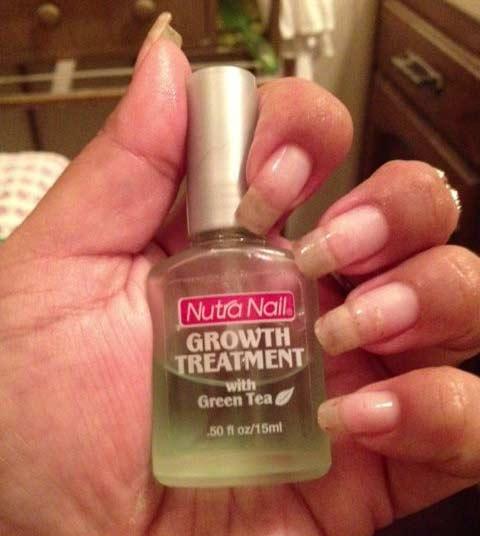 Natural Nail Growth Products