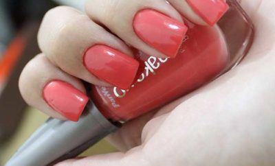 Coral Nail Polish Neon Pink Bright Light Red Orange Designs Opi Names Essie Best