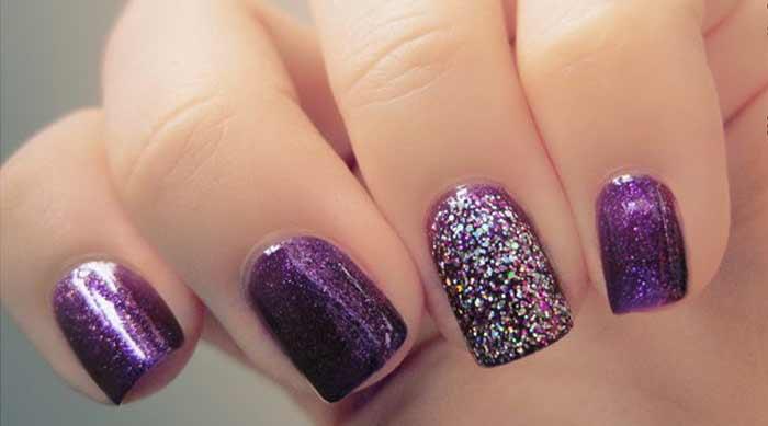 Purple Nail Polish Colors, Names, Best Reviews + Ideas ... Zoya Sparkle